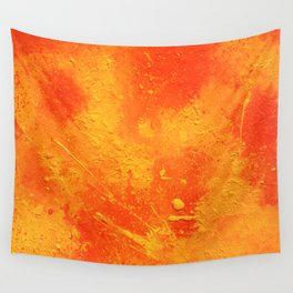 Abstract painting print Wall Tapestry