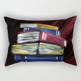 Books Of Knowledge Rectangular Pillow