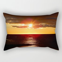 After The Storm and Before the Night Rectangular Pillow