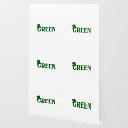 St Patricks Day I'm Not Irish But I Plan On Drinking Until I Pee Green Wallpaper
