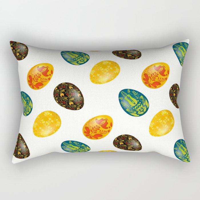 EASTER EGGS Rectangular Pillow