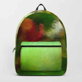 Butterfly's inn version 3 Backpack