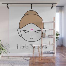 Cute little Buddha Wall Mural