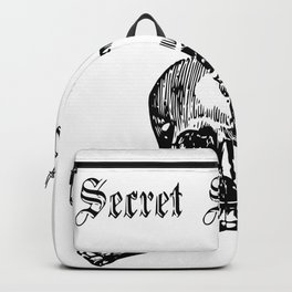 Secret Society | Illumnate Shirts | Skulls Backpack