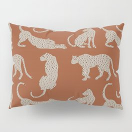 Leopard Block Party Pillow Sham