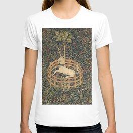 The Unicorn in Captivity T-shirt