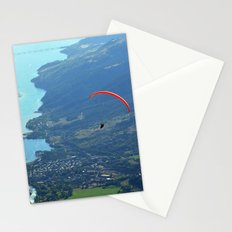 Alone In The Sky Stationery Cards