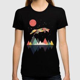 Wild As A Fox T-shirt