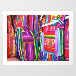 TULUM MEXICO Art Print