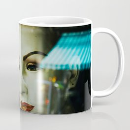Bangkok Mannequins Coffee Mug