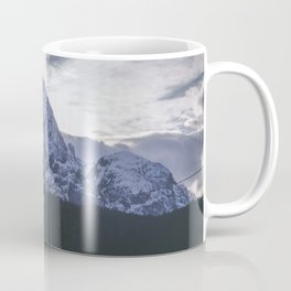 Montain sunset Coffee Mug