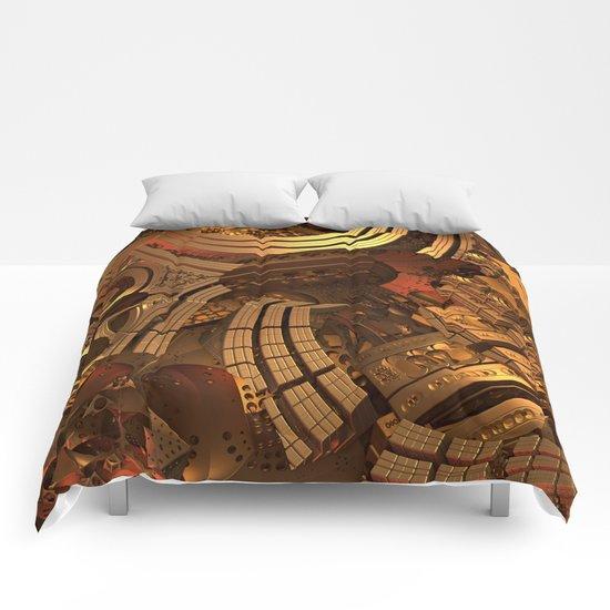 Mad Mad World Comforters