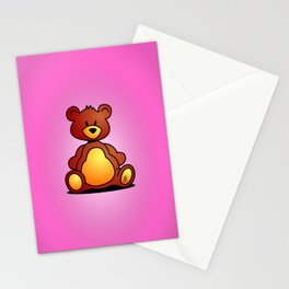 Cuddly Teddy Bear Stationery Cards