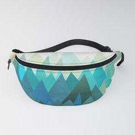 Cold Mountain Fanny Pack