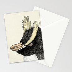 Erect Crested Penguin Stationery Cards