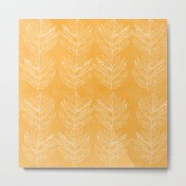 leaf 2 Metal Print
