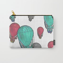 Balloons Carry-All Pouch