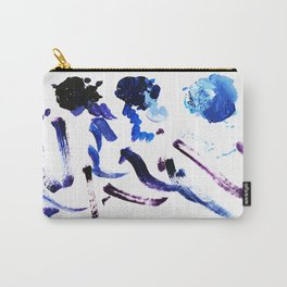 Palette Blue Carry-All Pouch