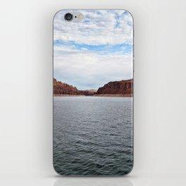 Lake Powell iPhone Skin