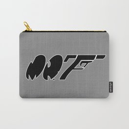 Mr. F Carry-All Pouch