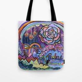 Declare Your Dreams Tote Bag