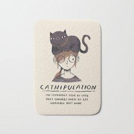 catnipulation Bath Mat