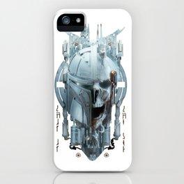 Mando - 2 iPhone Case
