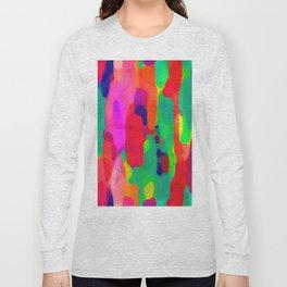 Colorful watercolors Long Sleeve T-shirt