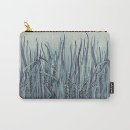 Green-Blue Grass Carry-All Pouch