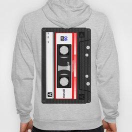 Retro audio cassete Hoody