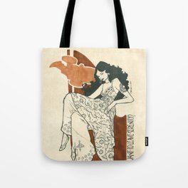 Why would I want to leave serenity? - Inara Tote Bag