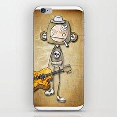 guitar chimp iPhone Skin