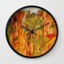 These Grand Canyons Wall Clock