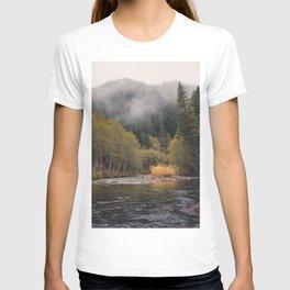 Salmon River I T-shirt