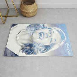 Living Above The Clouds - Raw Catz Rug