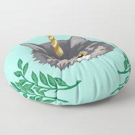 Monty the Unicorn Floor Pillow