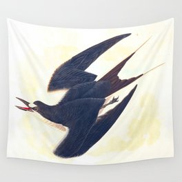 Sooty Tern Bird Wall Tapestry