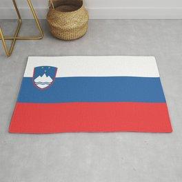 Slovenian Flag Rug