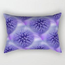 allium time Rectangular Pillow