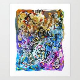 """fructose corn syrup"" Art Print"