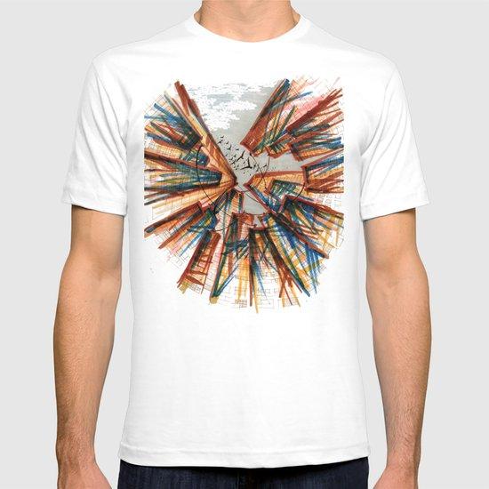 The City pt. 4 T-shirt