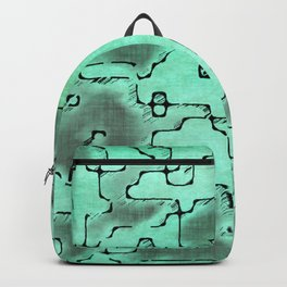 fantasy dungeon maps 7 Backpack