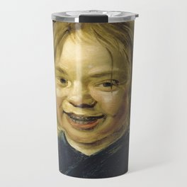 "Frans Hals ""Laughing boy"" Travel Mug"