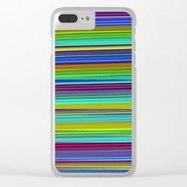 Fiber Clear iPhone Case