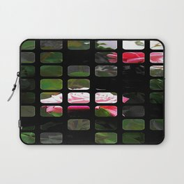 Pink Roses in Anzures 5  Art Rectangles 1 Laptop Sleeve