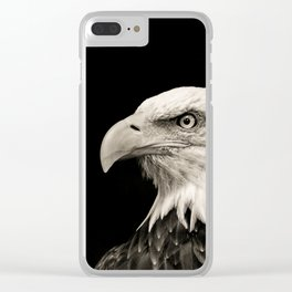 American Eagle Photography | Bird | Clear iPhone Case