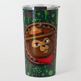 camp Bear Travel Mug