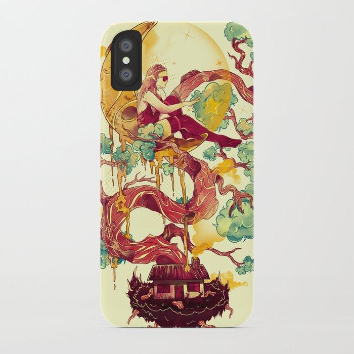 Dreams Astray iPhone Case