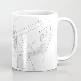 The Drawing Machine Coffee Mug