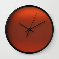 rothko Wall Clocks featuring Rothko Sky 3 by Marko Köppe